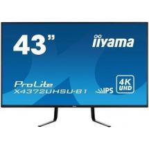 "ProLite X4372UHSU-B1 IPS monitor 43"""