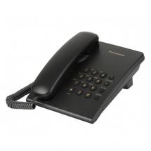 PANASONIC KX-TS500FXB  Žični telefon, Crna