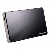 """LC-Power HDD Rack 2.5"""", USB 3.0, SATA (Black) - LC-25U3B-ELEKTRA  2.5"""", SATA I / II / III, USB 3.0, 9.5mm"""