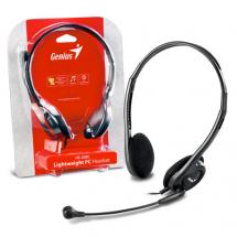 GENIUS HS-200C slušalice sa mikrofonom - 31710151100  Naglavne, Stereo, 20Hz - 20KHz, 105dB