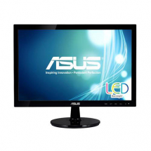 "ASUS LED 18.5"" VS197DE HD Ready  18.5"", TN, 1366 x 768 HD ready, 5ms"