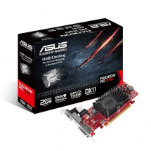 ASUS Radeon R5 230 2GB GDDR3 64bit - R5230-SL-2GD3-L  AMD Radeon R5 230, 2GB, GDDR3, 64bit