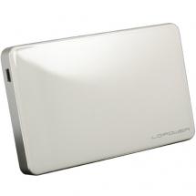 "LC-Power HDD Rack 2.5"", USB 3.0, SATA (White) - LC-25U3W-ELEKTRA  2.5"", SATA I / II / III, USB 3.0, 9.5mm"