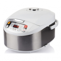 PHILIPS Multicooker HD3037/70  Bela/Inox, 980 W