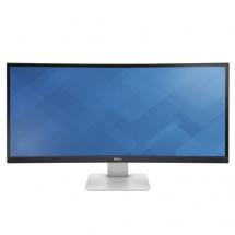 """Monitor DELL LED 34"""" UltraSharp U3415W Curved IPS WQHD  34"""", IPS, 3440 x 1440 UWQHD, 5ms"""