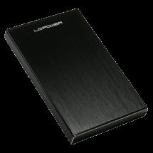 """LC-Power HDD Rack 2.5"""", USB 3.0, SATA (Black) - LC-25U3-Becrux  2.5"""", SATA I / II / III, USB 3.0, 9.5mm"""