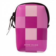 ACME MADE Smart Little Pouch (Pink Gingham)  Torba