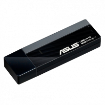 ASUS 802.11n Network Adapter - USB-N13  USB, 802.11 n, USB 2.0, do 300Mbps