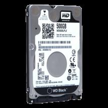 """WD 500GB 2.5"""" SATA III 32MB 7200rpm Black - WD5000LPLX  Interni, 2.5"""", SATA III, 500GB HDD"""