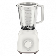 PHILIPS Blender HR2100/00  Plastična, 1.5 l, 400 W, Bela