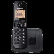 PANASONIC DECT KX-TGC210FXB  Bežični telefon, Crna