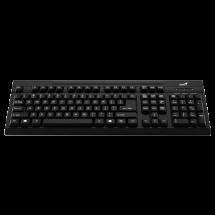 GENIUS tastatura KB-125 USB (Crna)  SRB (YU)
