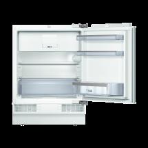 BOSCH Ugradni frižider KUL15A65   Bela, Samootapajući, 123 l, 82 cm
