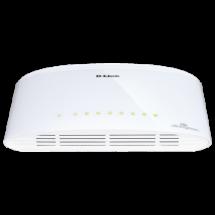D-LINK Gigabit Switch 5Port DGS-1005D  Neupravljivi, 5 RJ-45 portova, 8K, 10Gbps