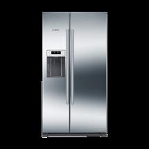 Bosch Side by side frižider KAD90VI20   No Frost, A+, 370 l, 163 l