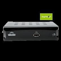 HORIZONS S RF digitalni DVB-T2 prijemnik sa RF modulatorom