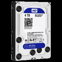 """WD 4TB SATA III, 64MB, 3.5"""", 5400rpm, Blue - WD40EZRZ  Interni, 3.5"""", SATA III, 4TB HDD"""