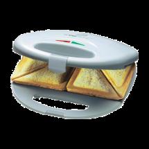 CLATRONIC Aparat za sendviče ST 3477  Bela, 4, 750 W