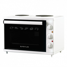 ALFA PLAM Mini elektrik Alfa  Bela, 26.4 l, 3800 W