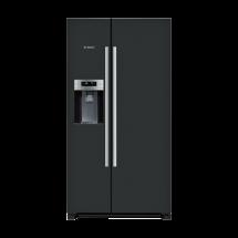 Bosch Side by side frižider KAD90VB20   No Frost, A+, 370 l, 163 l