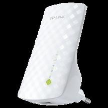 TP-LINK RE200  Range Extender, 802.11 ac, do 433Mbps, Dual Band (2.4 GHz & 5 GHz)