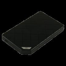 """LC-POWER HDD Rack 2.5"""", USB 3.0, SATA (Crni) - LC-25U3-Shockproof  2.5"""", SATA I / II / III, USB 3.0, 9.5mm"""