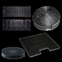 GORENJE - 264308  Filter za aspirator, Crna