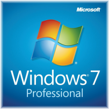 WINDOWS GGK 7 Professional 32/64bit engleska verzija 6PC-00020  Windows 7 Professional 64bit, Legalizacijski (GGK)