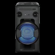 SONY MHC-V11  Bluetooth, Nema, Strujno, Crna