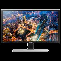 "SAMSUNG LED 28"" U28E590D Ultra HD - LU28E590DS/EN  28"", TN, 3840 x 2160 4K UHD, 1ms"