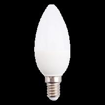 LUMAX LED Sijalica LUME14-6W 6500K  LED, Hladno bela, 6 W, E14