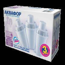 AKVAFOR Uložak filtera za vodu V100-15 3/1  Bela, Filter