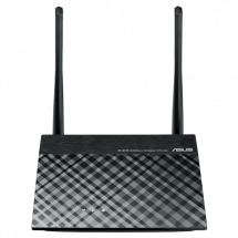 ASUS Ruter RT-N11P   Wireless, 802.11 n, do 300Mbps, 2.4 GHz