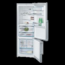 BOSCH Kombinovani frižider KGF56PI40  No Frost, 193 cm, 375 l, 105 l
