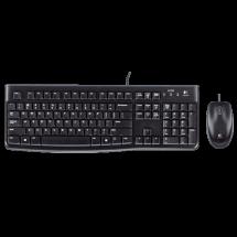 LOGITECH tastatura i miš MK120 Desktop YU - 920-002549  SRB (YU), Do 10 miliona pritisaka