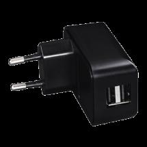 HAMA Univerzalni USB punjač 2.1A (Crna) - 00014198  Kućni punjač, 5 V, 2.1 A, Crna