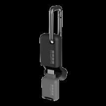 GOPRO Quik Key (USB-C) Mobile microSD Card Reader - AMCRC-001-EU