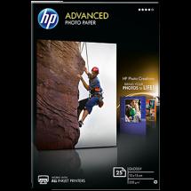 HP Advanced Glossy Photo Paper -  Q8691A  10 x 15 cm, 25 listova, 250 g/m²