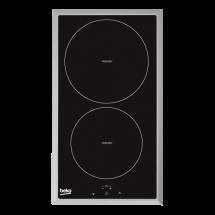 BEKO Ugradna ploča HDMI 32400 DTX  Crna, Indukciona, Senzorsko upravljanje (Na dodir)
