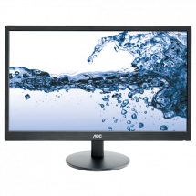 "Monitor AOC LED 21.5"" Value-line E2270SWHN Full HD  21.5"", TN, 1920 x 1080 Full HD, 5ms"