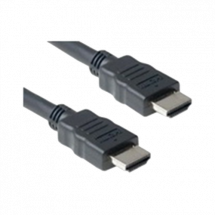 FAST ASIA HDMI kabl, 1.3m (Crni),  HDMI 1.4 (4K @30fps), HDMI A - muški, HDMI A - muški, Okrugli