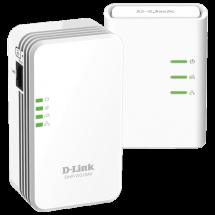 D-LINK PowerLine AV 500 Wireless N Mini Starter Kit - DHP-W311AV  LAN, Windows