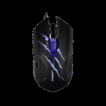 HAMA gejmerski miš uRage Reaper neo - 00113748  Optički, 3200dpi, Ergonomski dizajniran, Crna