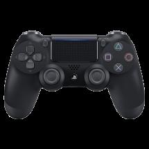 SONY PLAYSTATION gamepad DUALSHOCK 4 V2 (Crni)  Osmosmerni kursor, USB, Bluetooth, PlayStation