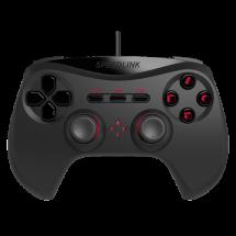 SPEED LINK gamepad STRIKE NX (Crni) - SL-440400-BK  USB, PlayStation