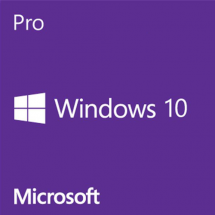 WINDOWS 10 Pro 64bit (Eng) - FQC-08929  Windows 10 Pro 64bit, OEM