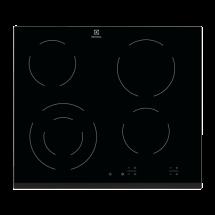 ELECTROLUX Ugradna ploča EHF6241FOK  Crna, Staklokeramička, Senzorsko upravljanje (Na dodir)