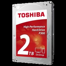 """TOSHIBA 2TB 3.5"""", SATA III, 64MB, 7200rpm, P300 serija - HDWD120UZSVA  Interni, 3.5"""", SATA III, 2TB HDD"""
