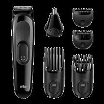 BRAUN Trimer MGK3020 + Trimer za nos i uši  Crna