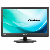"ASUS LED 15.6"" VT168H Touch HD ready  15.6"", TN, 1366 x 768 HD ready, 10ms"